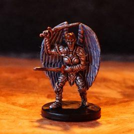 Arcadian Avenger Mini D&D miniatures, Night Below