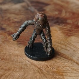 Black Woods Dryad, Desert of Desolation, Dungeons and Dragons miniatures